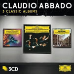 Claudio Abbado: Three Classic Albums