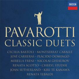 Pavarotti: Classic Duets