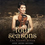 Anne Akiko Meyers: Vivaldi - The Four Seasons