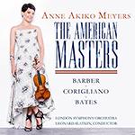Anne Akiko Meyers: American Masters