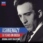 Vladimir Ashkenazy: 50 Years on Decca