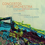 CSO: Concertos For Orchestra