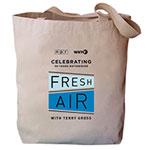 Fresh Air 30th Anniversary Tote Bag