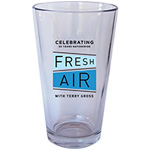 Fresh Air Pint Glass