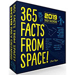 365 Facts From Space Desktop Calendar