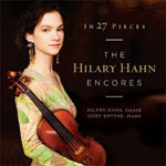 Hillary Hahn: In 27 Pieces