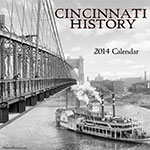 2014 Historic Cincinnati Wall Calendar
