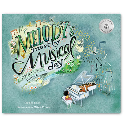 Melody's Mostly Musical Day