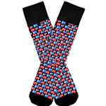 NPR Logo Socks