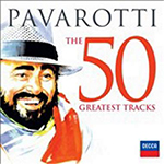 Pavarotti: 50 Greatest Tracks