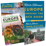 Rick Steves Complete Travel Package